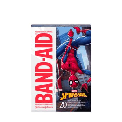 Marvel Spider-Man BAND-AIDs