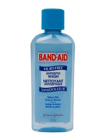 HURT-FREE® Antiseptic Wash 177mL