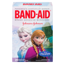 Disney Frozen Twenty Assorted Bandages Box by Band-Aid