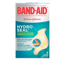 BAND-AID Hydro Seal Advanced Healing Bandages for Cuts and Scrapes