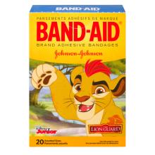 Disney Junior Lion Guard Twenty Assorted Bandages Box By Band-Aid