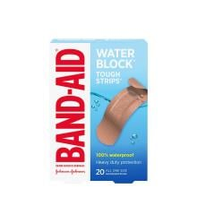 Band-Aid water block touch strip bandages pack of 20