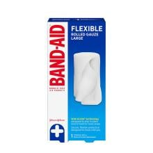 Band-Aid sterile large gauze roll