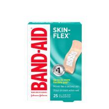 Band-Aid Skin Flex 25 bandages pack