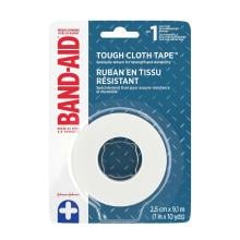 Band-Aid tough cloth tape