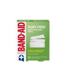 Band-Aid non stick small pads pack of 10