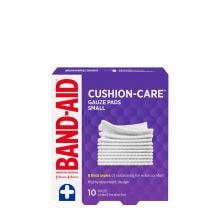 Band-Aid small gauze pads pack of 10