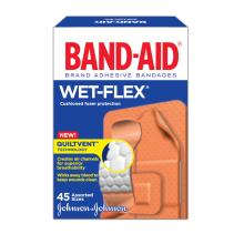Assorted Family Pack, 45 Bandages