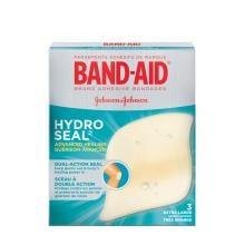 BAND-AID Hydro Seal Extra Large Bandages