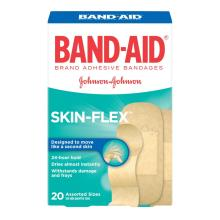 BAND-AID Skin Flex Fast Drying Bandages