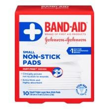 BAND-AID Hurt Free Small Non-Stick Pads