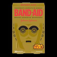Star Wars Twenty Assorted Bandages Box by Band-Aid