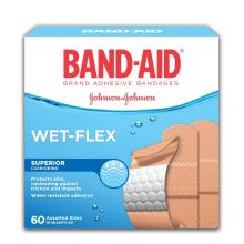 BAND-AID Wet Flex Box of Assorted Bandages