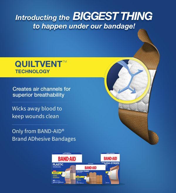 QUILTVENT® Technology