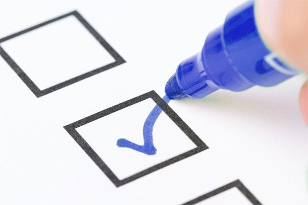 BAND-AID® First Aid Checklist