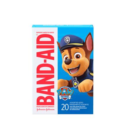 Disney Paw Patrol BAND-AIDs