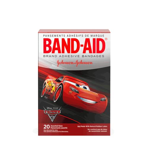 Disney Cars BAND-AIDs