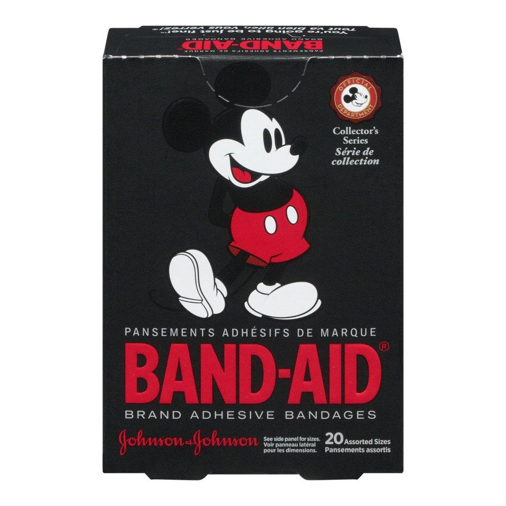 Disney Mickey Mouse BAND-AIDs for Cuts and Scrapes