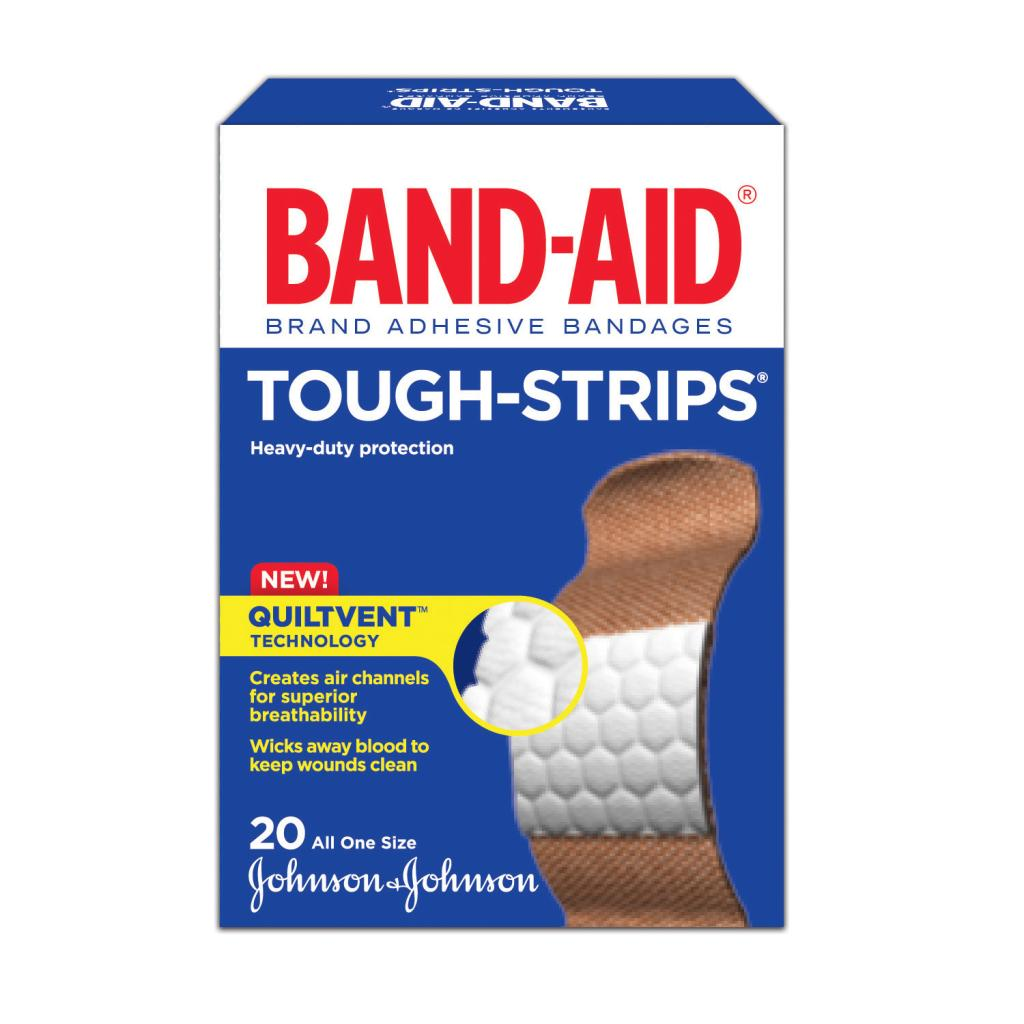 All One Size 20 Bandages