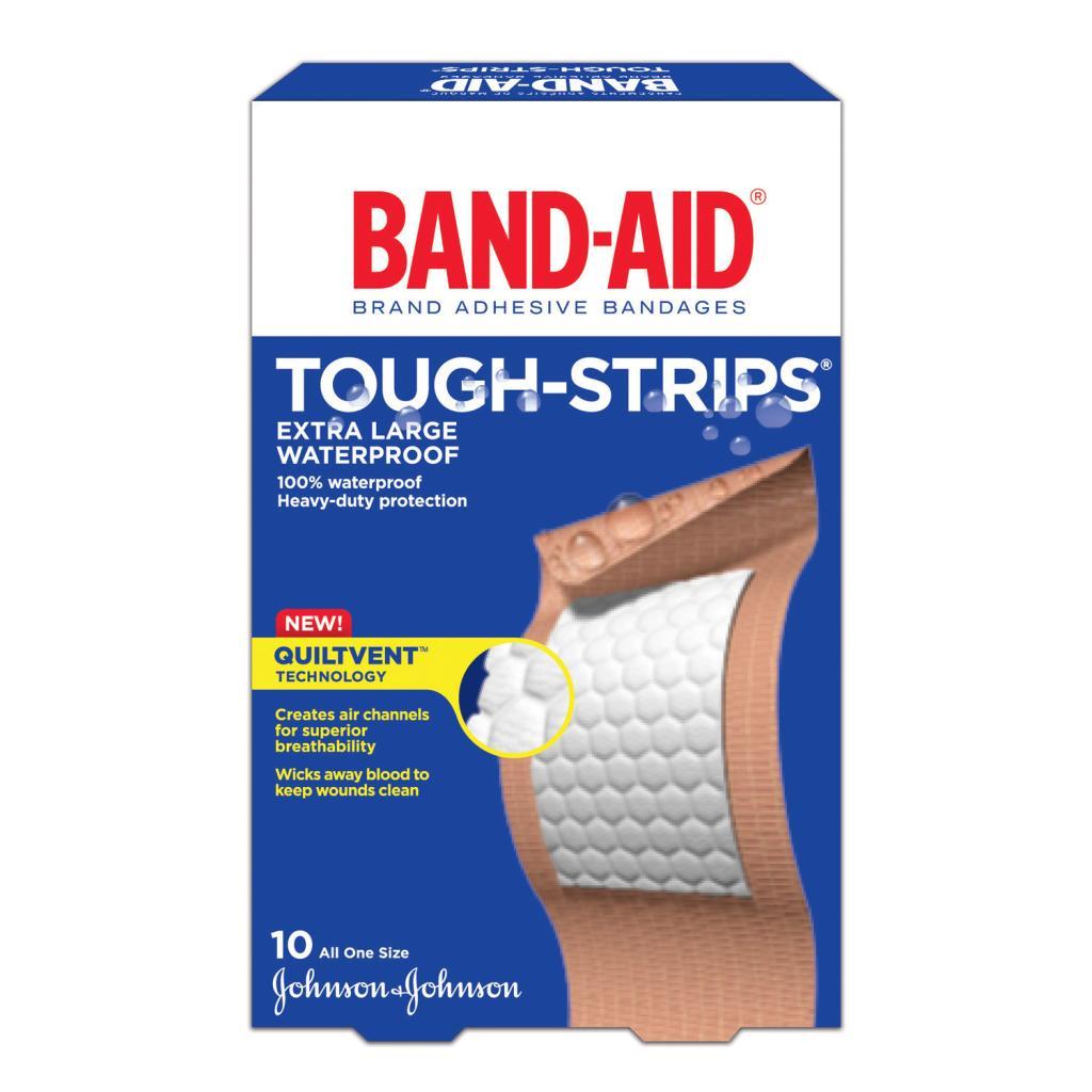 Extra Large, 10 Bandages