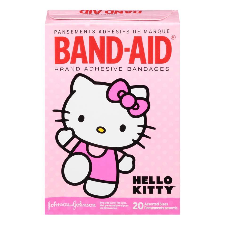 Pansements  Hello Kitty®
