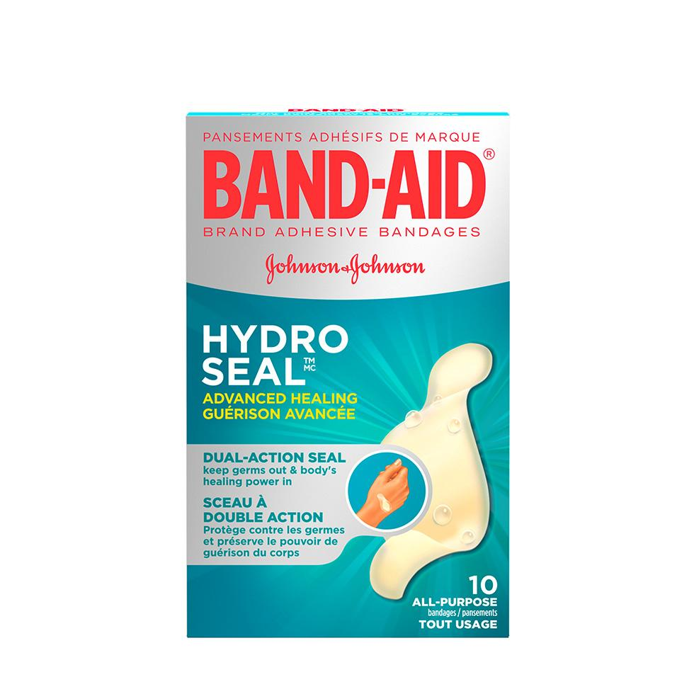 BAND-AID Hydro Seal all-purpose bandages
