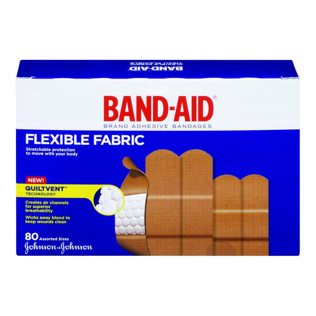 Assorted – Value Pack, 80 Bandages