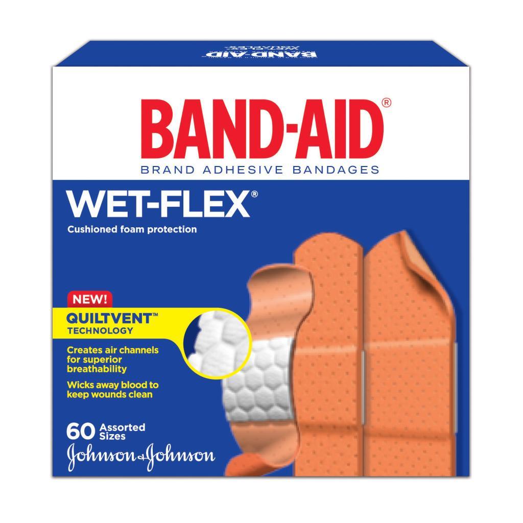 Assorted Value Pack, 60 Bandages