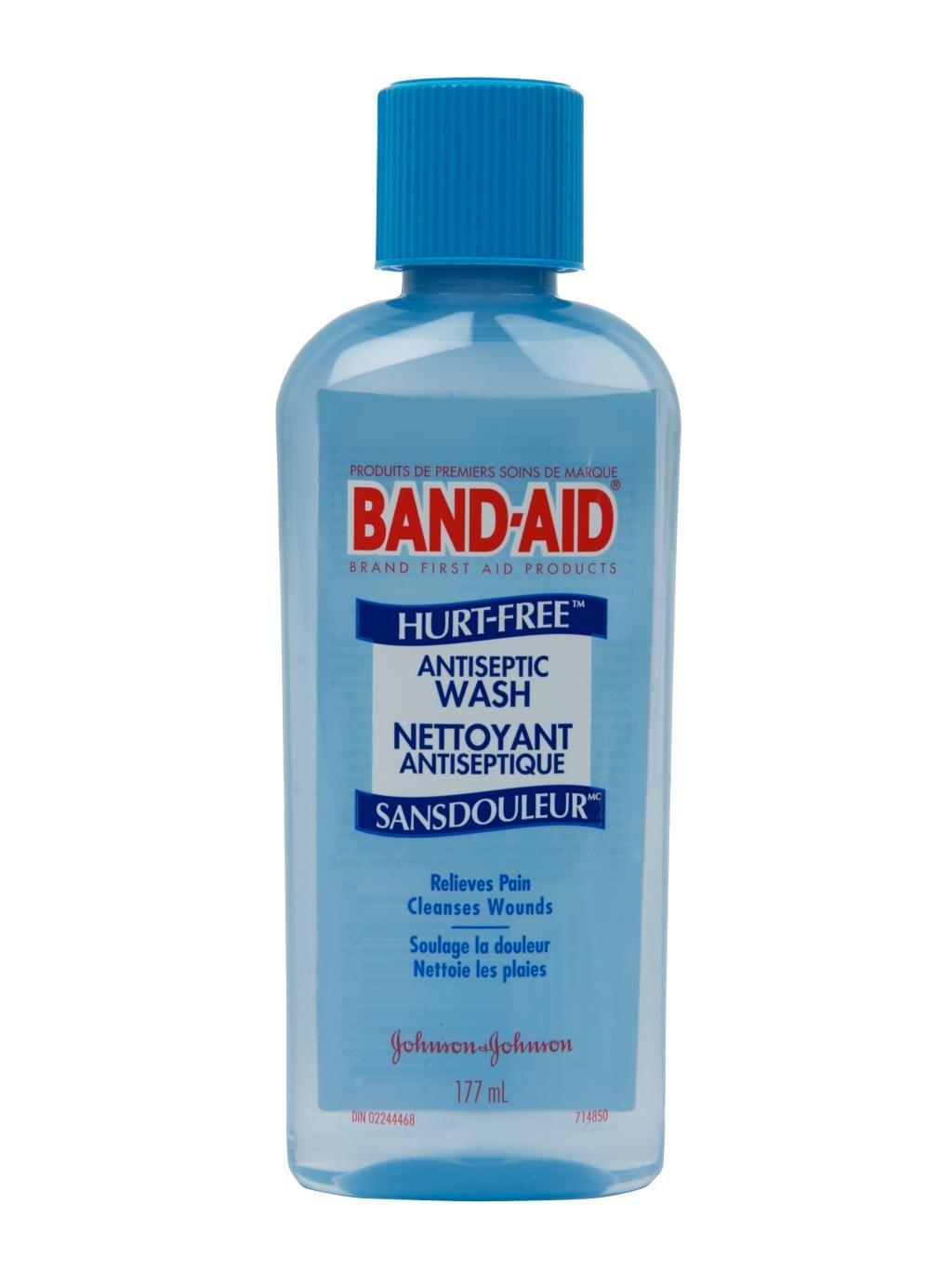 HURT-FREE® Antiseptic Wash 177mL