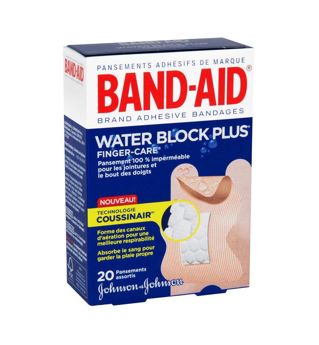 FINGER-CARE®, 20 Bandages