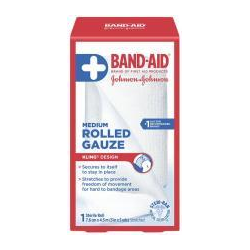 Rolled Gauze, 7.6 cm by 4.5 m